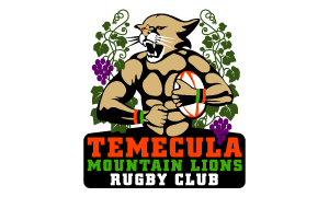 Mountain Lions Rugby Club Logo