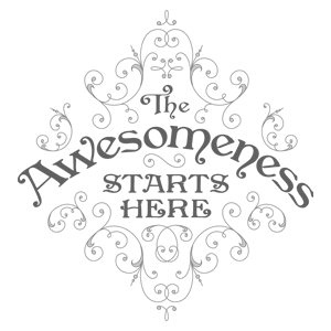 The Awesomeness Starts Here