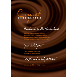 Chocolate Business Leaflet