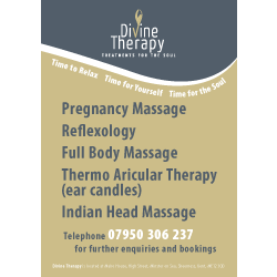 Holistic Therapies Leaflet