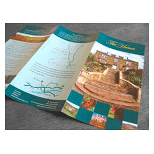 Hotel Leaflet Sample