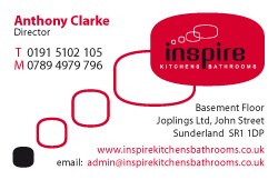 Kitchen and Bathroom Fitter's Card