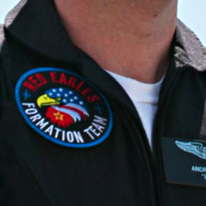Air Formation Display Team Pilot's Uniform Badge
