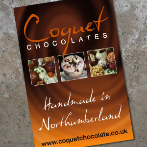Business Card / Flyer Design for Northumberland Food Business