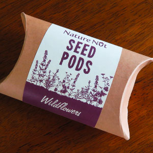 Seed Pods Packaging Design