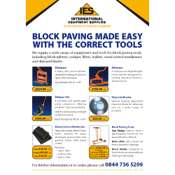 Equipment Supplier Leaflet