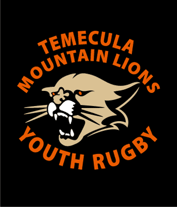 Youth Rugby Team Logo